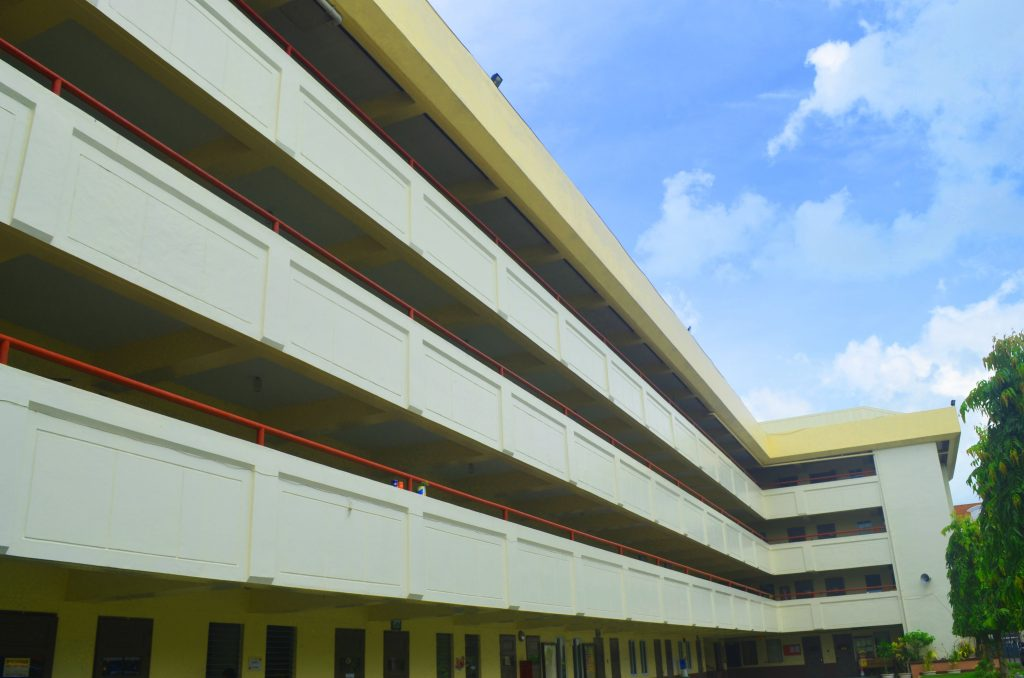 University of San Agustin Extension Campus