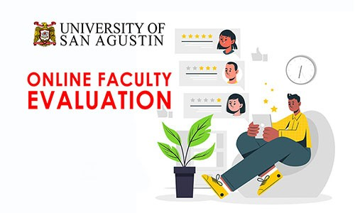 Online Faculty Evaluation OFES_University of San Agustin