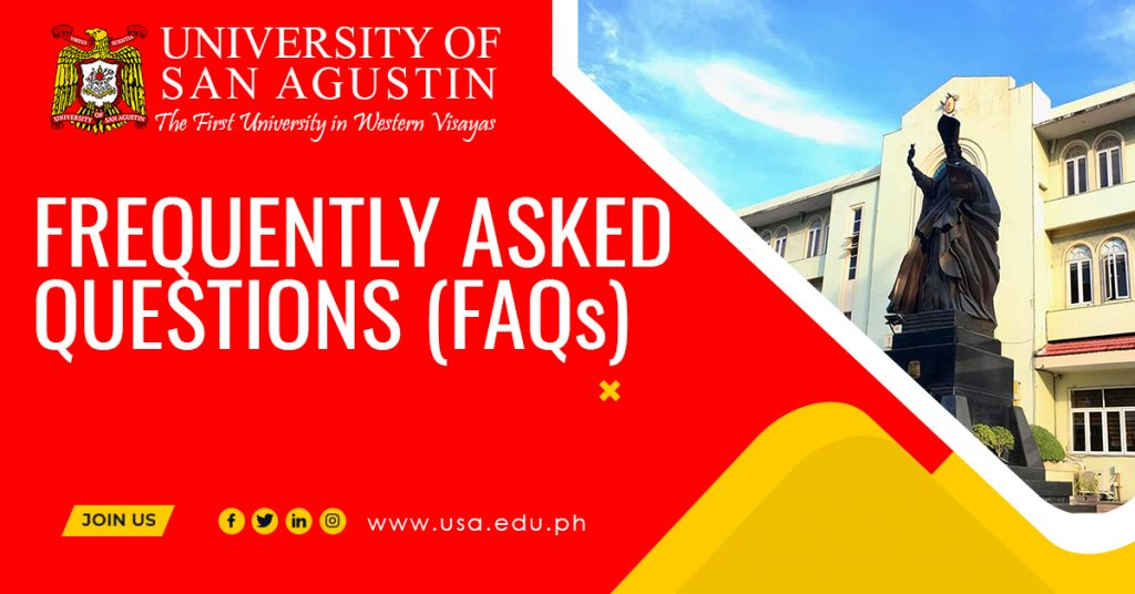 Featured Image_FAQs_University of San Agustin