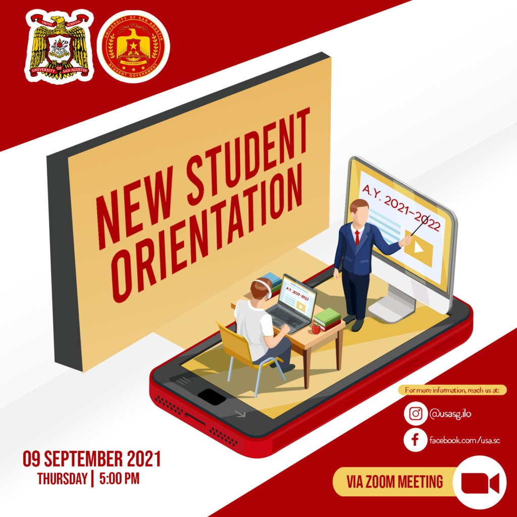 USA PubmattsNew Student Orientation