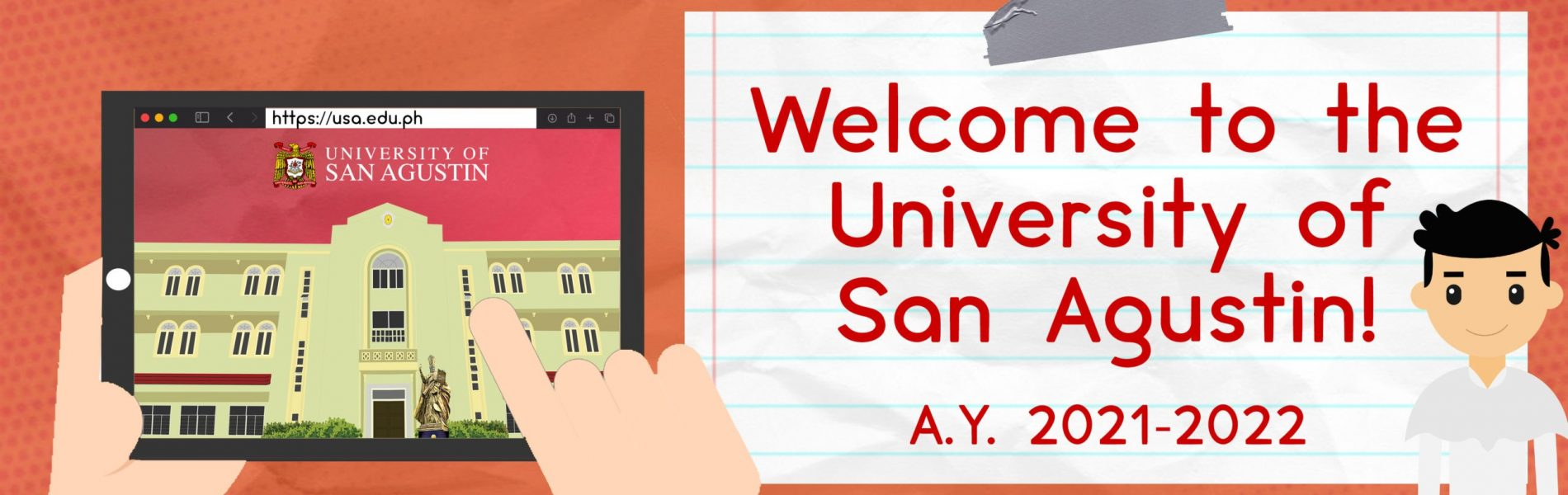 Cover Photo Opening of Classes
