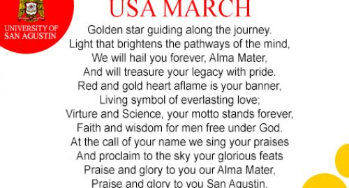 USA March